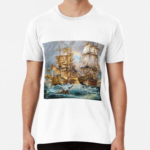 BATTLE OF TRAFALGAR  Premium T-Shirt