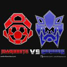 Console Wars: Mariobots vs Sonicons! by MikePHearn