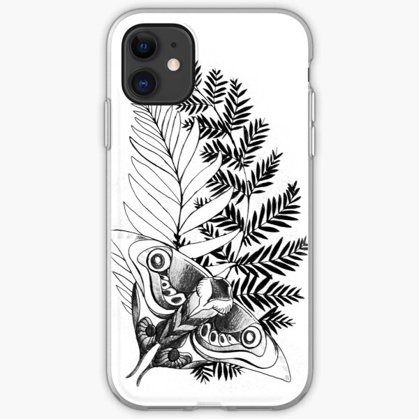 Ellie's Tattoo | The Last of Us Part 2 (White) iPhone Soft Case