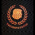 TRUMPSTATIC by Alex Preiss