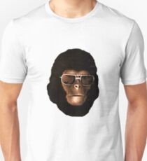 Monkey Elvis Unisex T-Shirt