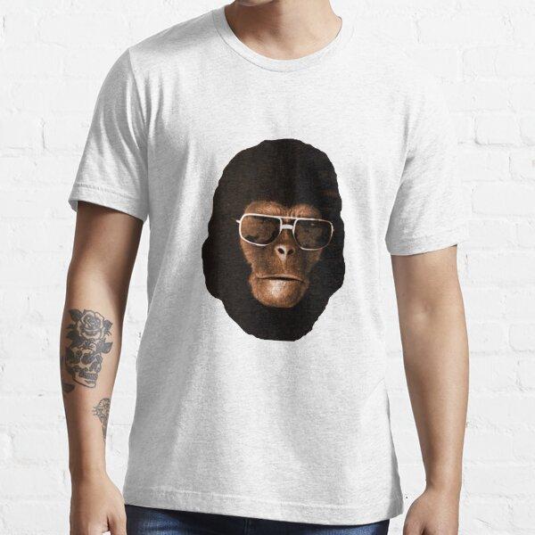 Monkey Elvis Essential T-Shirt