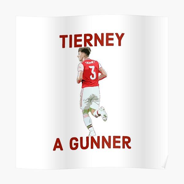 Kieran Tierney Poster