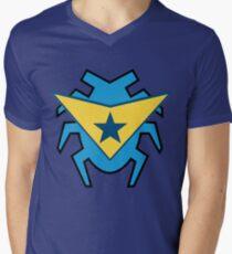Blue Beetle and Booster Gold Men's V-Neck T-Shirt
