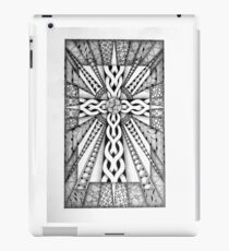 Tangled Cross (larger image) for prints iPad Case/Skin