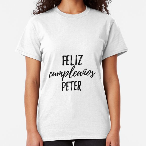 Peter Rabbit Funny Cheeky Unisex T Shirt Printed with Your OWN Message