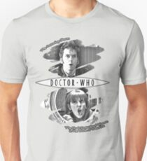 The Doctor and Donna Noble (with DW Logo) T-Shirt