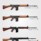 FN FAL - Right Arm of the Free World (1) by nothinguntried