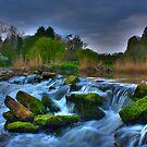 Weir by Billy Hodgkins
