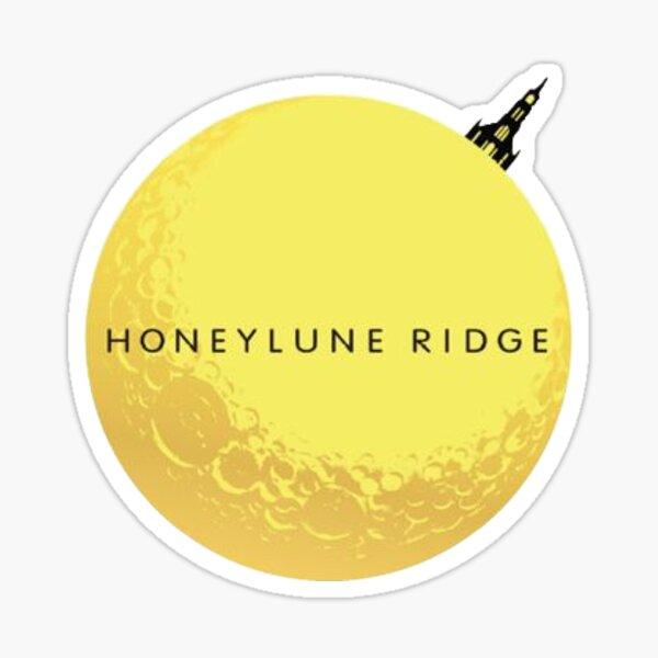 Honeylune Ridge Sticker