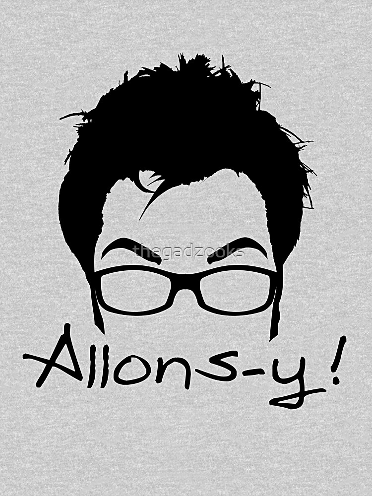 TShirtGifter presents: Allons-y! | Unisex T-Shirt