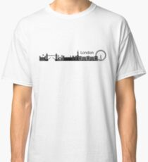 london skyline Classic T-Shirt
