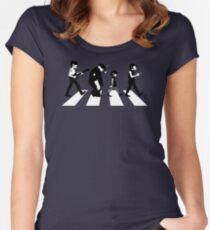 Eastwood Road Women's Fitted Scoop T-Shirt