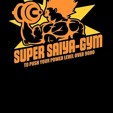 Super Saiya-Gym by Baznet