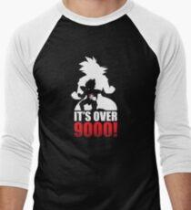 Over 9000 Men's Baseball ¾ T-Shirt