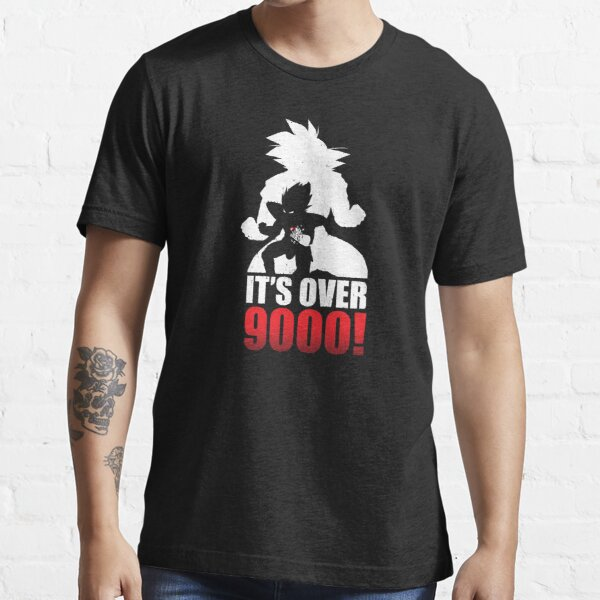 Over 9000 Essential T-Shirt