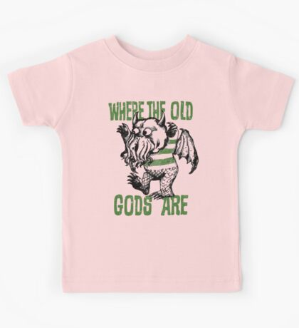 Old Gods Kids Clothes