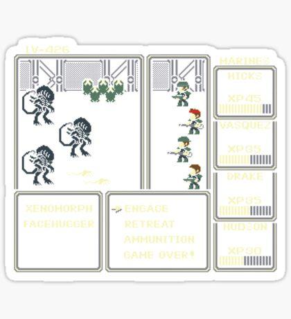 Alien RPG Sticker