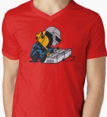 Daft Nuts Men's V-Neck T-Shirt