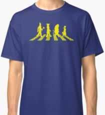 Yellow Brick Abbey Road Classic T-Shirt