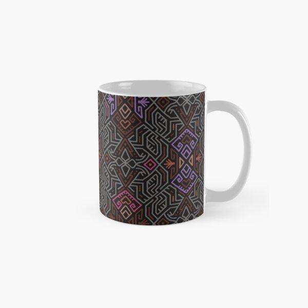 Autumn Tribal Pattern #1 Classic Mug
