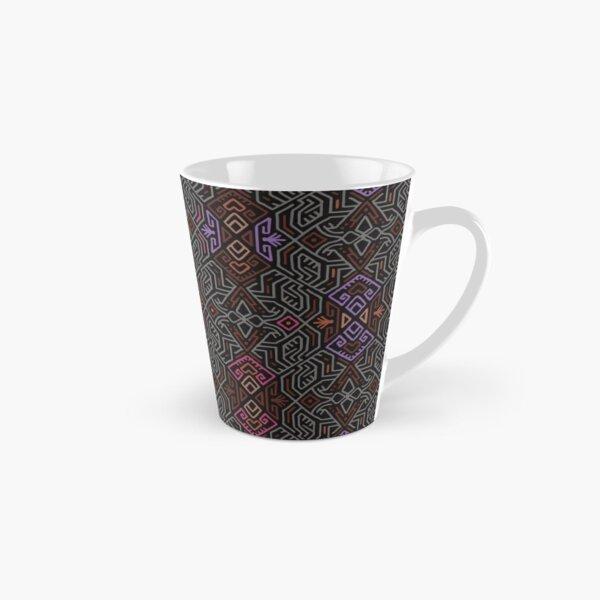 Autumn Tribal Pattern #1 Tall Mug
