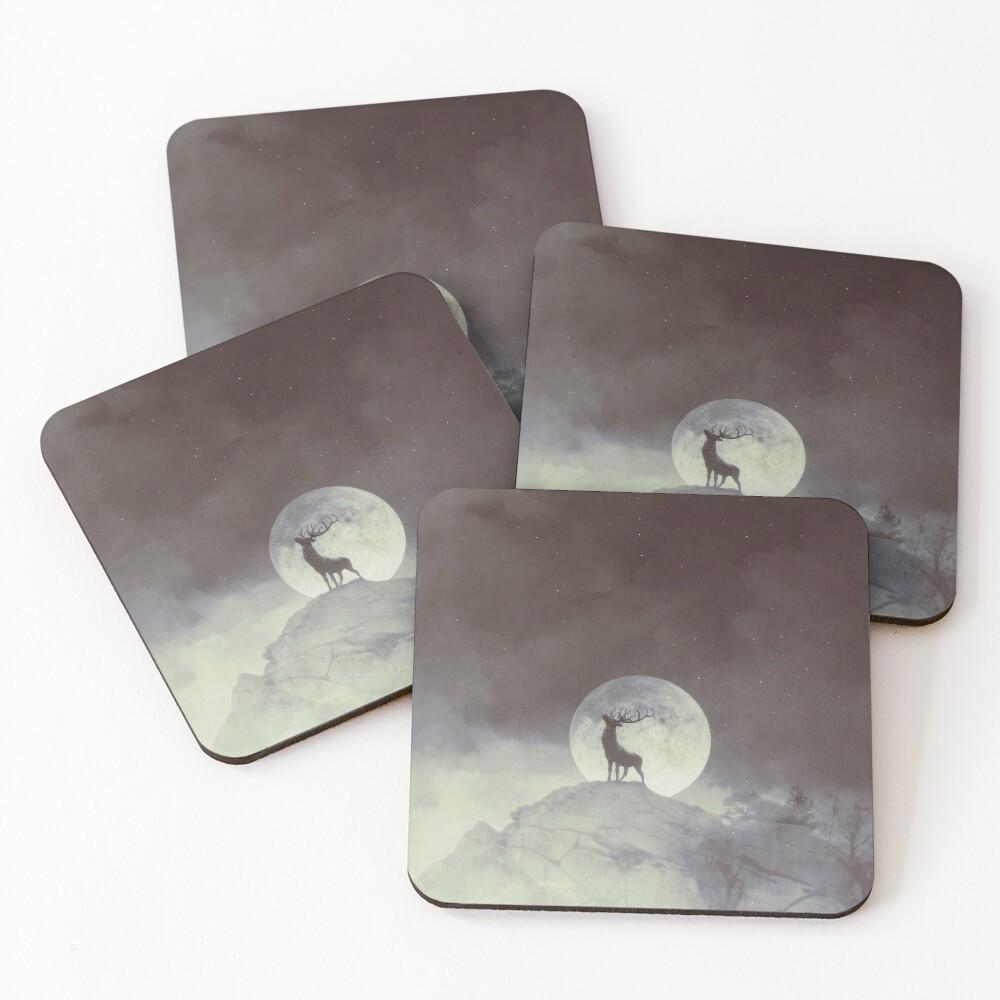 ROAR Coasters (Set of 4)