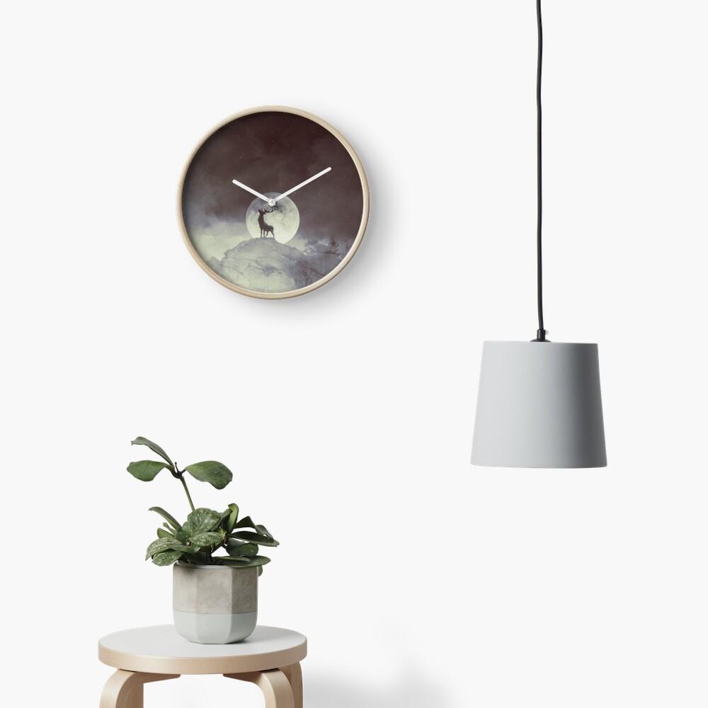 ROAR Clock