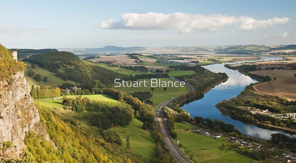 Perthshire View by Stuart Blance