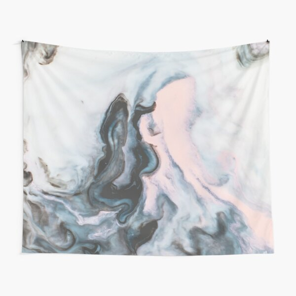 Modern marble 01 Tapestry