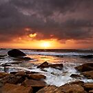 Lucky Break  - Little Bay NSW by Mark  Lucey