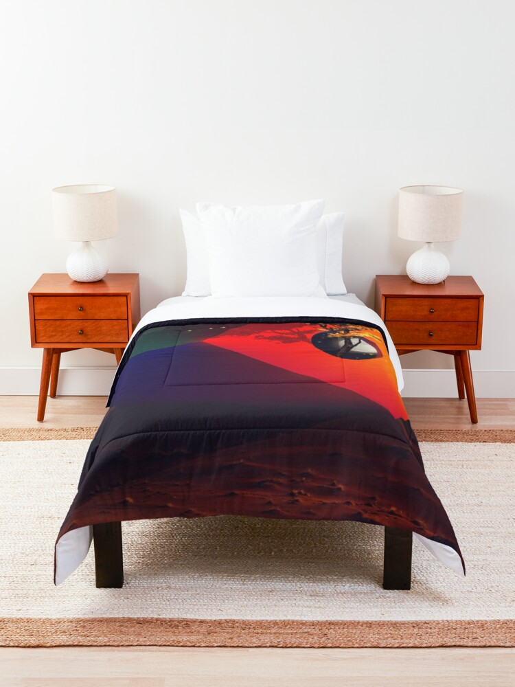 Alternate view of The Sanctuary Comforter