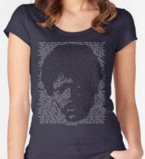 Ezekiel 25:17 Women's Fitted Scoop T-Shirt