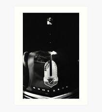 1941 Cadillac Art Print