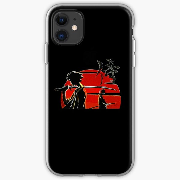 Anime Samurai Champloo iPhone Soft Case