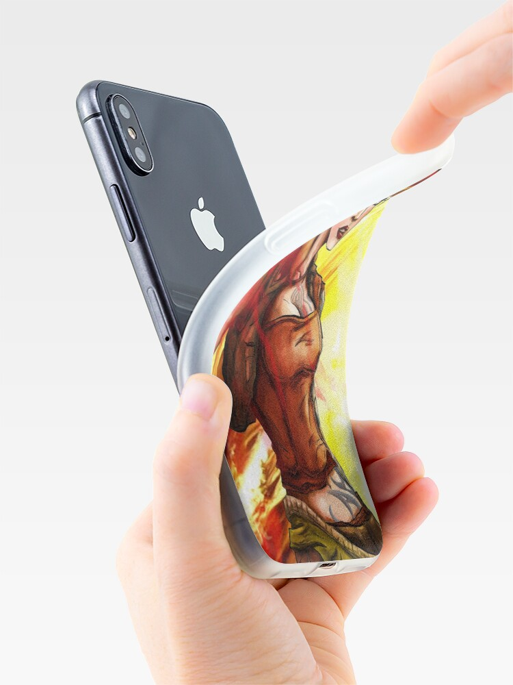 Alternate view of Lilith-Borderlands iPhone Case & Cover