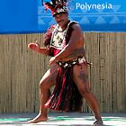 Pacific Islander On Stage by Heather Friedman