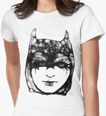 Batgirl Women's Fitted T-Shirt