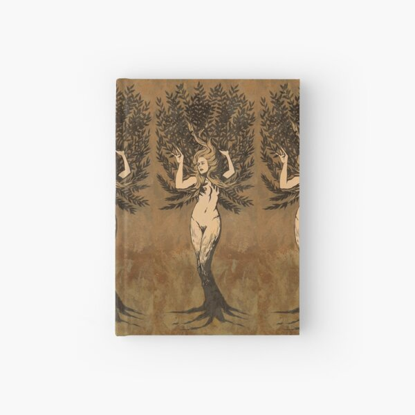 Daphne Hardcover Journal