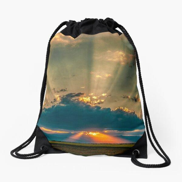 Mainlining Euphoria Drawstring Bag