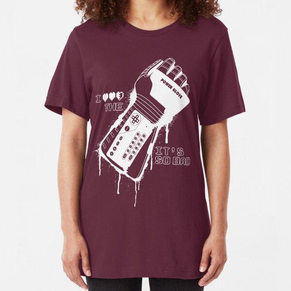 It's so bad (light). Slim Fit T-Shirt