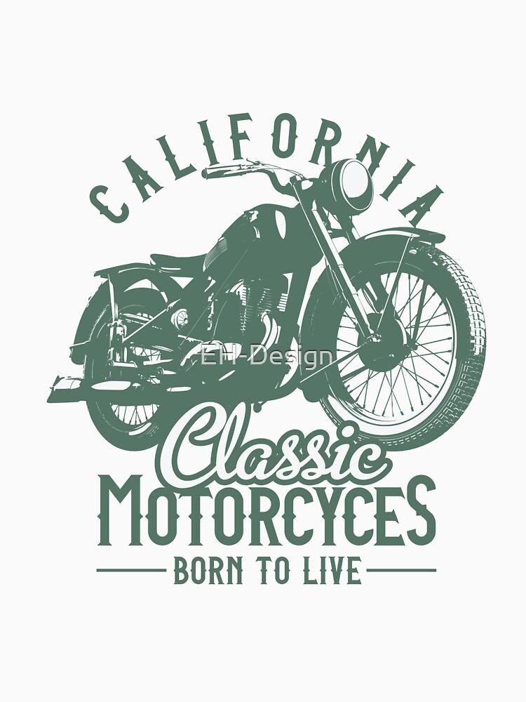 California Classic Motorcycles von EH-Design