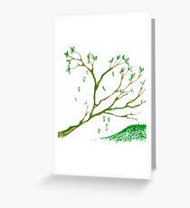 Branching off Greeting Card