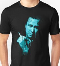 Bill Hicks (blue) Unisex T-Shirt
