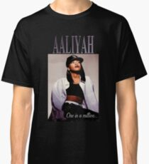 AALIYAH ONE IN A MILLION // 90S INSPIRED DESIGN // THROWBACK R&B Classic T-Shirt