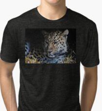 Ol` Blue Eyes Tri-blend T-Shirt