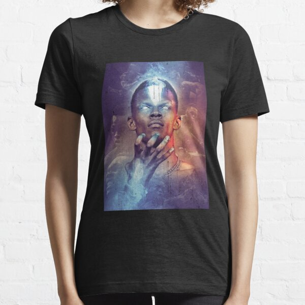 Israel Adesanya: BROKEN NATIVE Essential T-Shirt