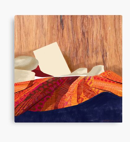 """Vital Principle""  Canvas Print"
