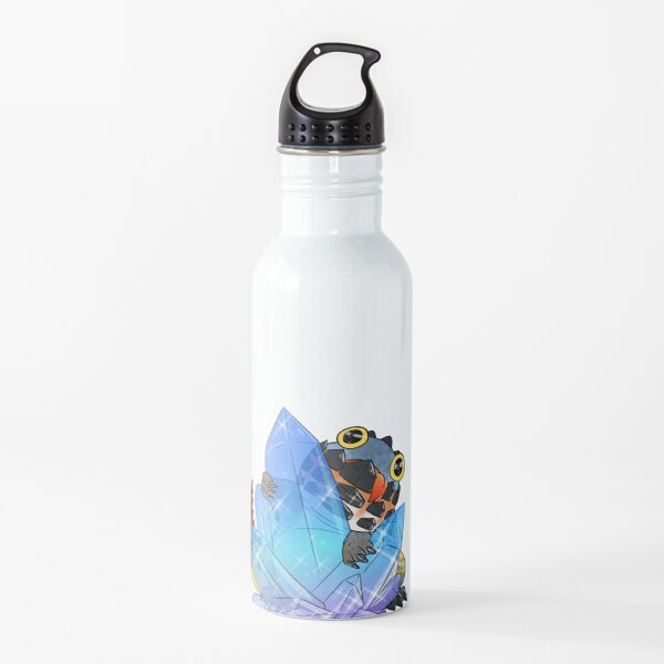 Monster Hunter World Dodogama with Crystal Water Bottle