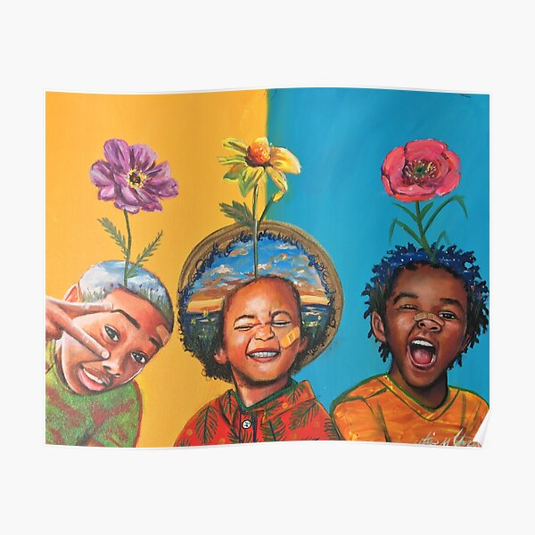 Black boy joy Poster